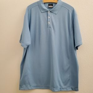 NWT Nike Golf Dri-Fit Prudential Polo Shirt M45